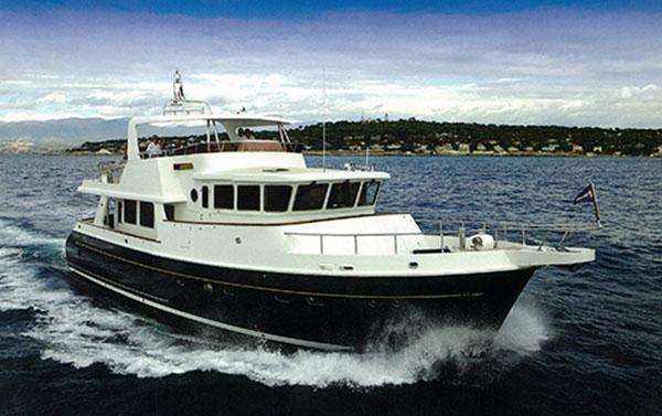Selene 62 Trawler Yacht Full Specification Ocean Trawler