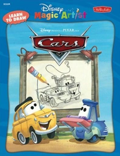 Learn to Draw Disney / Pixar Cars Book at Ocean Treasures