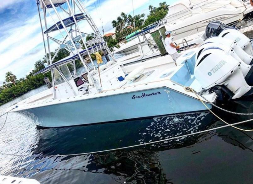 Miami Boat Wraps