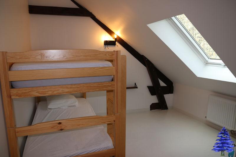 Une chambre pour 2