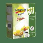 Adoçante Plus com Stevia Sachê - Lowçúcar