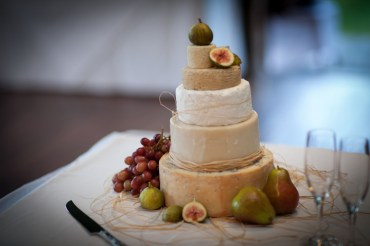 Formaggi Ocello Wedding Cheese Cake