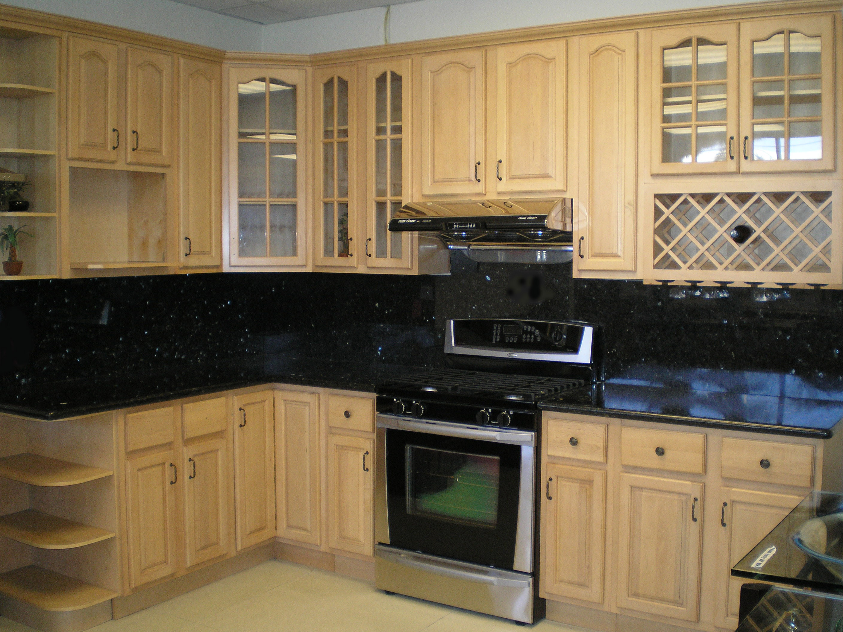 Contemporary Kitchen Cabinets Orange County