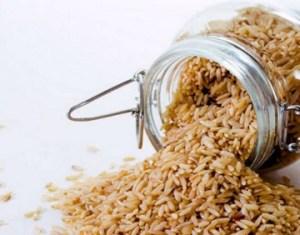 Чистка кишечника рисом