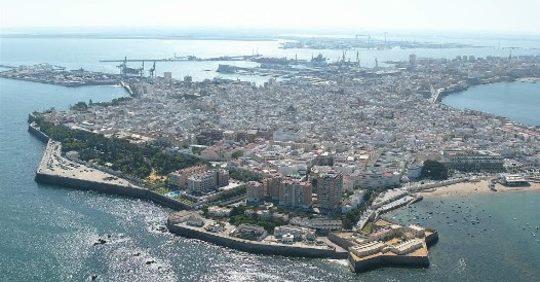 Cádiz La Ciudad Mas Bonita y Antigua de Europa.