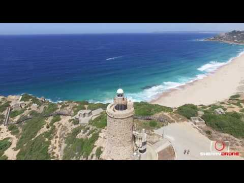 Las mejores playas de Cádiz, Cala de los alemanes.