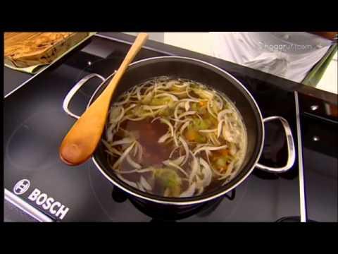 Karlos Arguiñano Prepara Una Sopa Japonesa Ocho Sabores