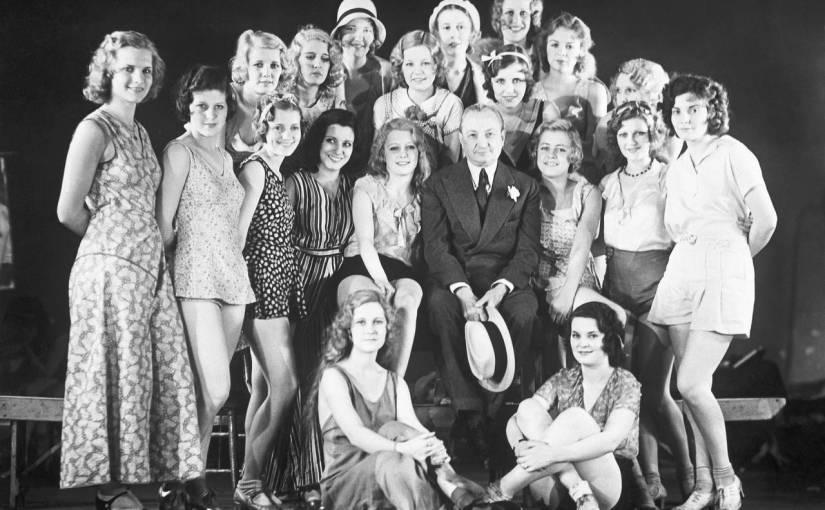 Ziegfeld Follies A New Yorker State Of Mind