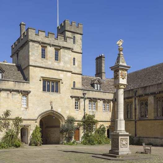 Corpus Christi Oxford