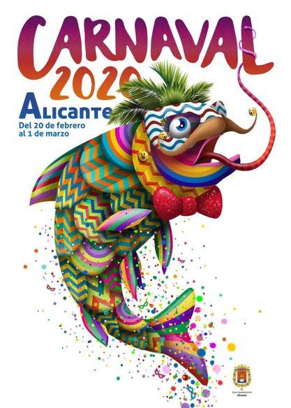 Carnaval 2020 Alicante