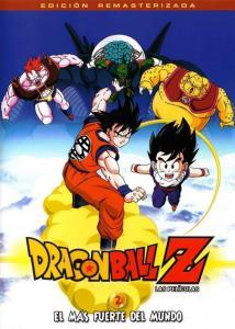 dragon ball z mas fuerte mundo 214x300 - Orden cronológico para ver todas las series y películas de Dragon Ball