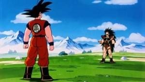 raditz vs goku.jpg 186469708 300x169 - Orden cronológico para ver todas las series y películas de Dragon Ball