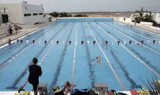 Piscina Olímpica del Club La Santa, La Santa, Lanzarote