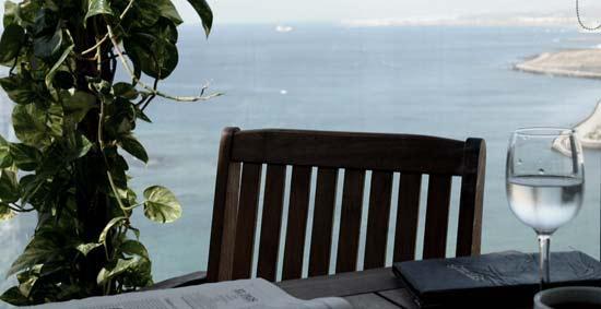 Vistas desde Cafetería Star's City, Arrecife Gran Hotel, Lanzarote