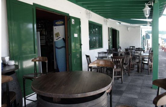 Kerman – La Pikada – (Costa Teguise) –  Establecimeinto cerrado