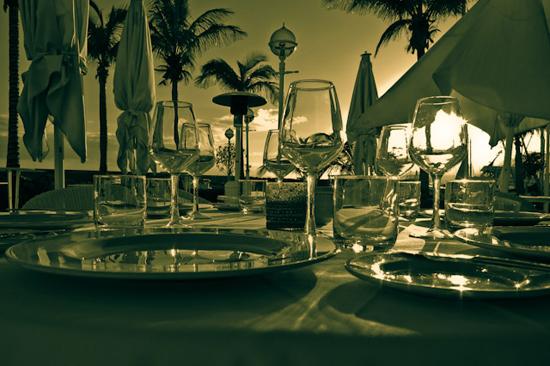 Restaurante Amura, Puerto Calero, Lanzarote