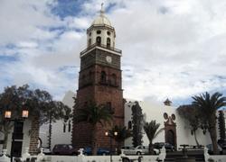 Imagen del casco histórico de La Villa de Teguise