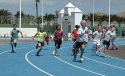 Actividades deportivas para niños en La Santa Sport, Club La Santa, Lanzarote