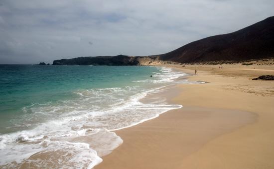 Las Conchas, La Graciosa, Lanzarote