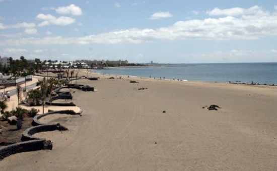 Matagorda Beach, Puerto del Carmen, Lanzarote