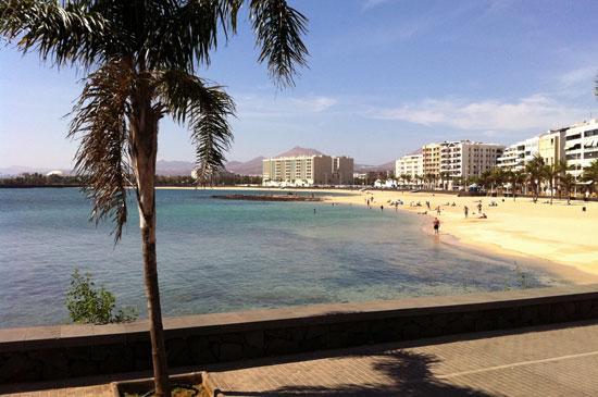 El Reducto y El Gran Hotel, Arrecife, Lanzarote
