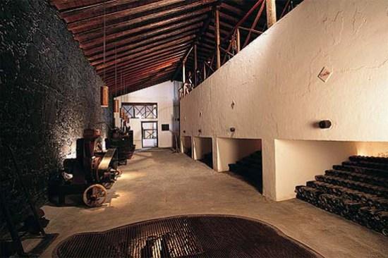 Lagar del Museo El Vino El Grifo, Lanzarote