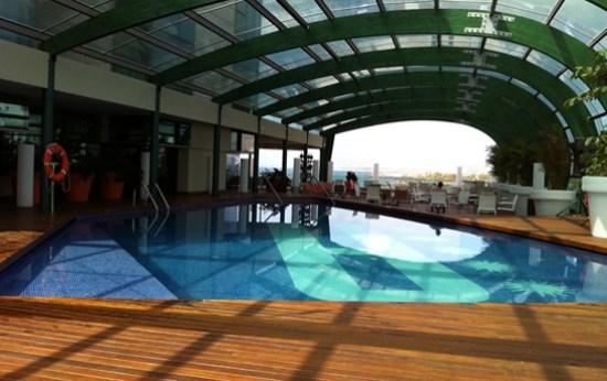 Terraza Pool & Bar del Arrecife Gran Hotel