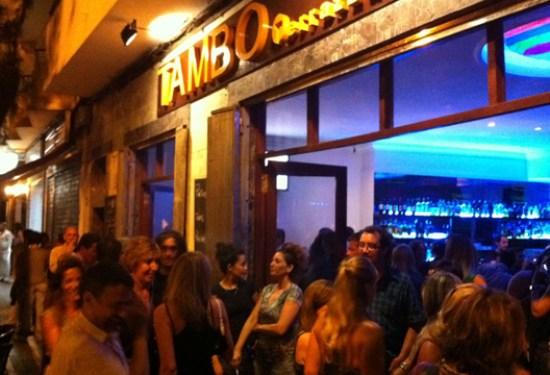 Tambo, pub de Arrecife, Lanzarote
