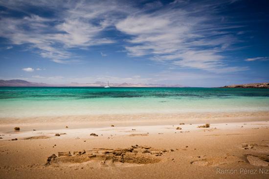 Playa Francesa, La Graciosa, Lanzarote