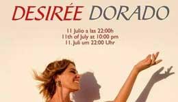 Música en vivo con Desirée Dorado en el Arrecife Gran Hotel