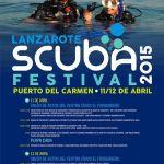 Lanzarote Scuba Festival (Sábado 11 y domingo 12 de abril)