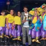 Éxito de la murga infantil Los Gorfinijos en el Carnaval Arrecife 2018