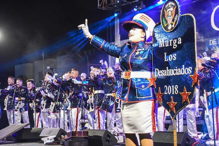 Resultados Concurso Murgas y Gala Drag Queen Carnaval Costa Teguise 2018