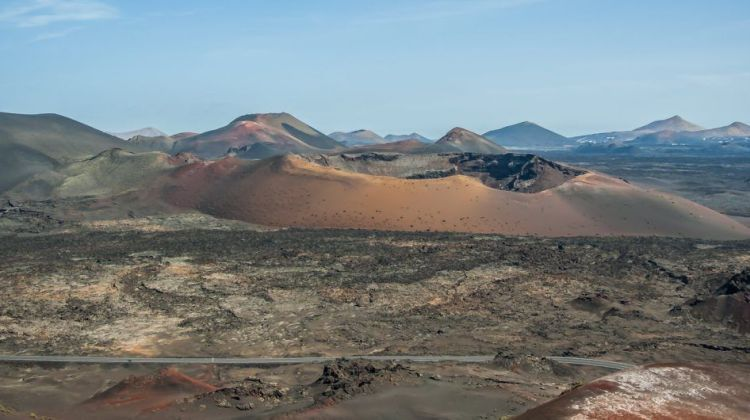 Timanfaya – The Fire Mountains