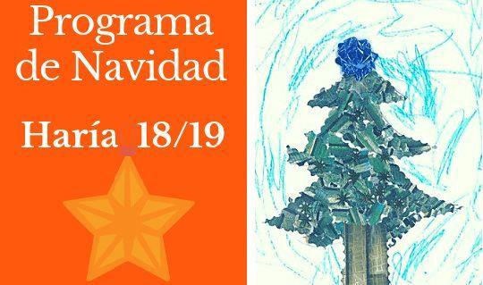 Programa Navidad Haria 2018-2019