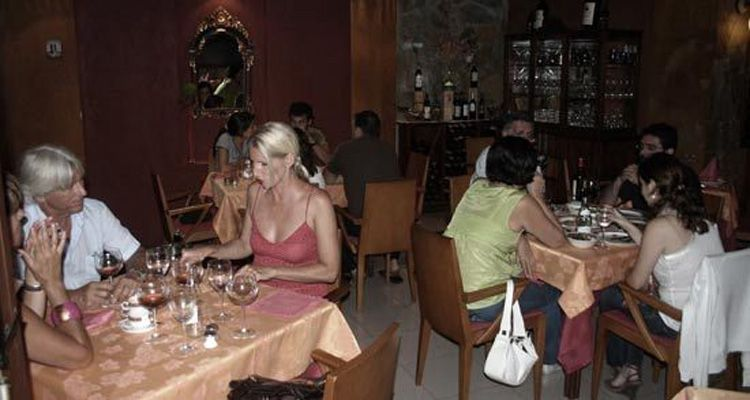 Restaurante Chef Nizar (Arrecife)