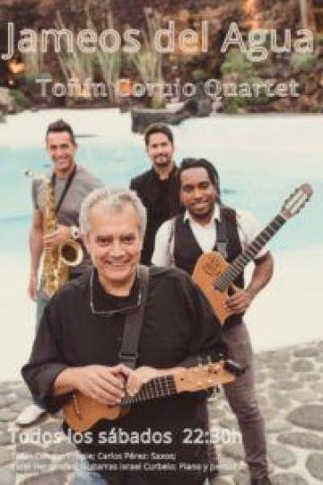 Tonnin-Corujo-Quartet