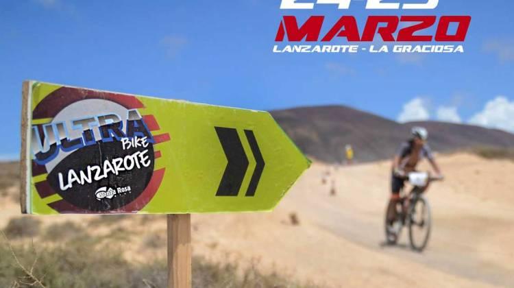 UltraBike Lanzarote 2018 (24 y 25 de marzo)