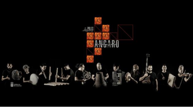 Ángaro, música y danza en Jameos del Agua (Domingo, 22 de julio)