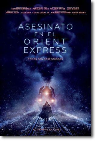 cines lanzarote Asesinato en el Orient Express