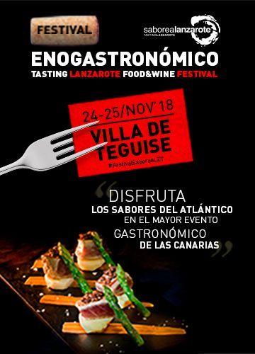 saborea Lanzarote 2018