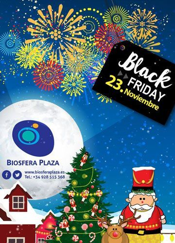 black friday biosfera 2018