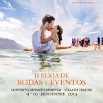 II Feria de Bodas y Eventos (09 y 10 de noviembre)