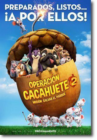 cine deiland cines lanzarote Operación Cacahuete 2. Misión: Salvar el parque