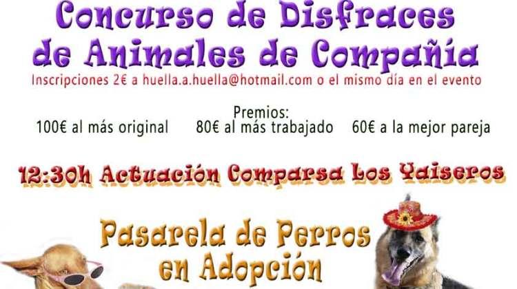 Concurso de Disfraces de Mascotas en Marina Lanzarote (Sábado, 04 de marzo)