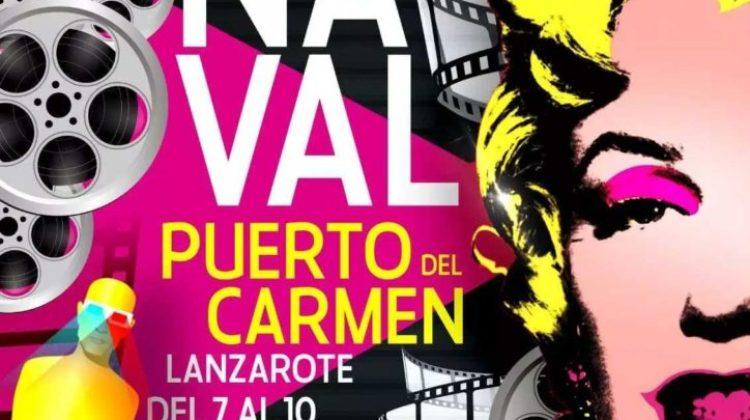 cartel y programa carnaval puerto del carmen 2019