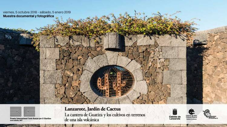 exposcion Lanzarote Jardín de Cactus