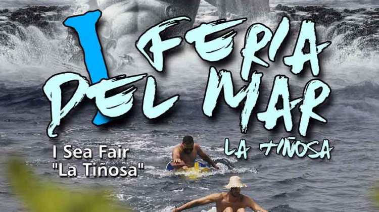 I Feria del Mar La Tiñosa, Puerto del Carmen (Del 21 al 24 de septiembre)