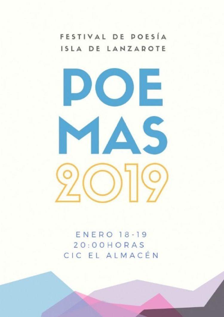 poemas 2019 Festival poesia lanzarote