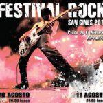 festival rock fiestas san gines 2018